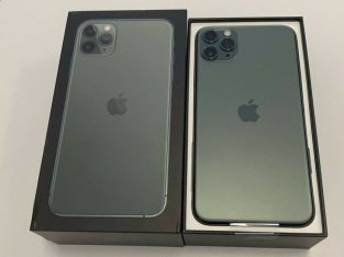 Apple iPhone 11 Pro 64GB = $500, iPhone 11 Pro Max